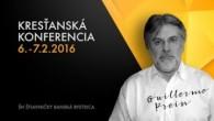 Kresťanské spoločenstvá - konferencie / Kresťanská konferencia Guillermo Prein pozvánka