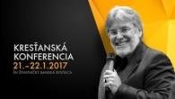 Kresťanské spoločenstvá - konferencie / Kresťanská konferencia - s hosťom Guillermom Preinom