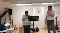 Spoločenstvo Dobrého pastiera / Chodenie v Duchu Svätom - Geoff a Gina Poulter