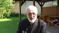 Spoločenstvo Dobrého pastiera / Vtip o mníchovi u Svätého otca - o. Ladislav Vrábel