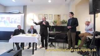 Škripek Branislav / Branislav Škripek, Quo Vadis Sýria? Momenty