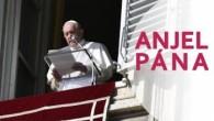 TV LUX / PRIAMY PRENOS MODLITBY ANJEL PÁNA S PÁPEŽOM FRANTIŠKOM