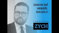 Bratislavské Hanusove Dni 2019 / BHD Life │ZÁKON NIČ NERIEŠI. NAOZAJ? │ Tymoteusz Zych - PL