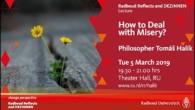 Tomáš Halík / How to Deal with Misery? | Lecture by philosopher Tomáš Halík