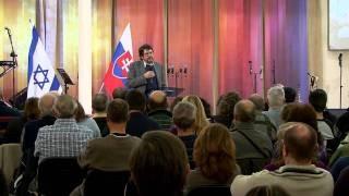 Kříž Jaroslav / Večer pre Izrael - prednáška