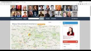 Gabriel Gajdoš / Nové funkcie na Cirkevonline.sk, ktoré môžu zachrániť život