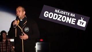 Buc Ján / Godzone tour 2013 - Ján Buc - Potrebujem Jeho milosť.