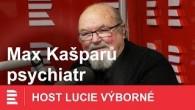 Kašparů Max / Jaroslav Maxmilián Kašparů: Žijeme v chaosu a lidé trpí. I před Vánocemi