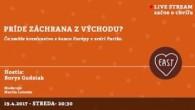 Bratislavské Hanusove Dni 2017 / Príde záchrana z Východu? │ Borys Gudziak │ 19.04.2017