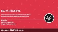 Bratislavské Hanusove Dni 2018 / Boj o Istanbul │ Patrik Daniška, Oľga Pietruchová │ 26.04.2018