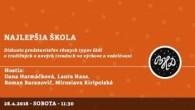Bratislavské Hanusove Dni 2018 / Najlepšia škola │ Harmáčková, Haas, Baranovič, Kiripolská │ 28.04.2018
