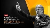 Kresťanské spoločenstvá - konferencie / Kresťanská konferencia Banská Bystrica 22.1.2017