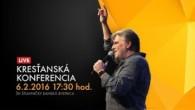 Kresťanské spoločenstvá - konferencie / Kresťanská konferencia Banská Bystrica 6.2.2016 - večer