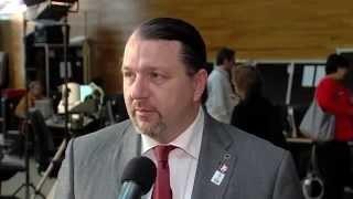 Škripek Branislav / Branislav Škripek: Videoblog o pápežovi Františkovi v EP