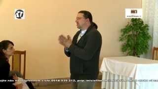 Škripek Branislav / Branislav Škripek:Ako byť apoštolom (workshop)