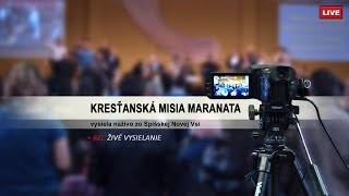 Adam Emil / Jarná konferencia 21.5.2018, Pondelok - Večerná služba